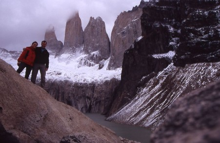 Torres del Paine Nationalpark, Landschaft Patagonien