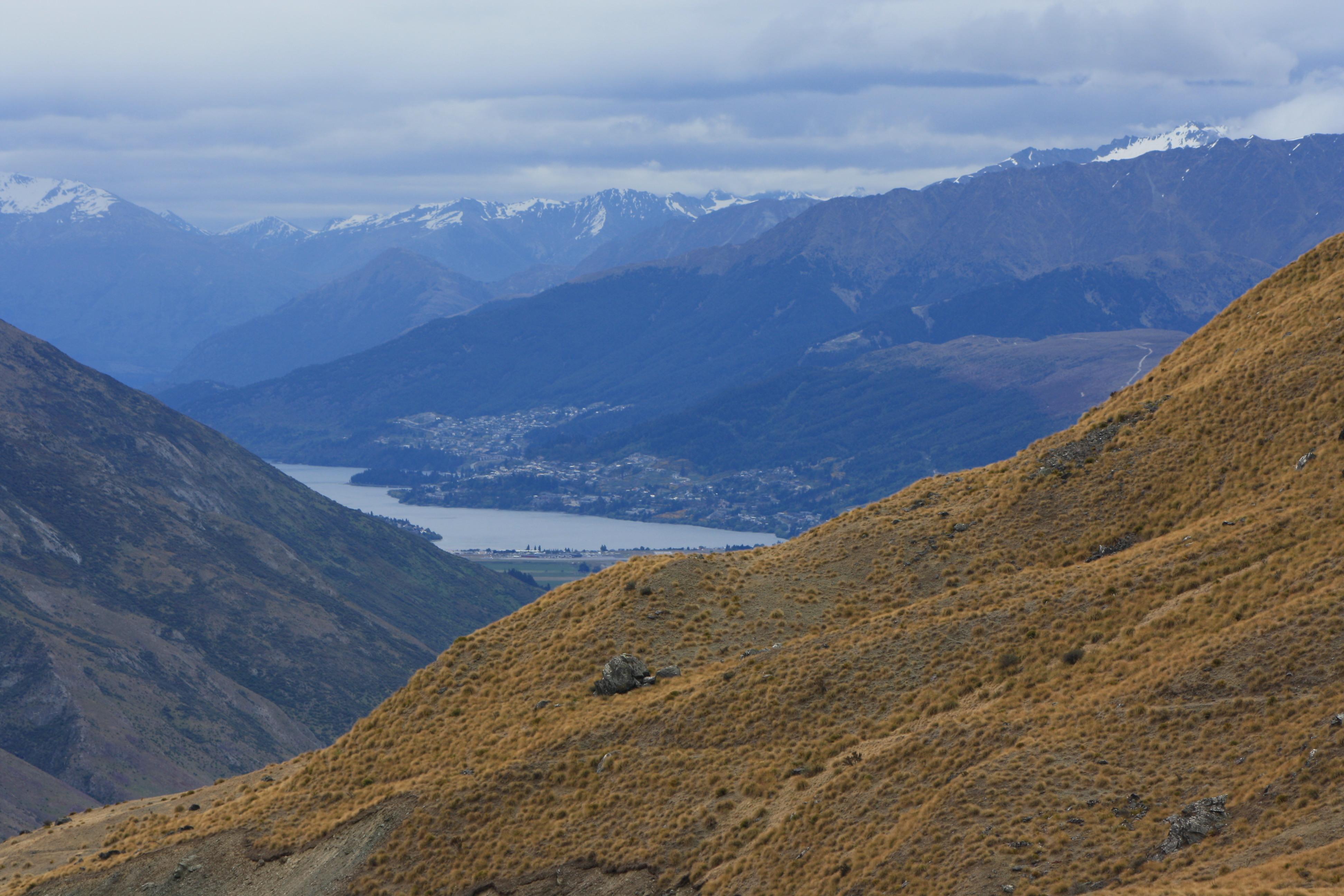 Neuseeland Landschaft, Fjord